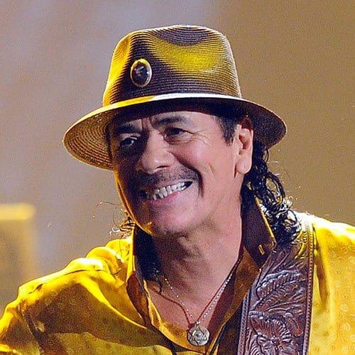 Musicisti answer: CARLOS SANTANA