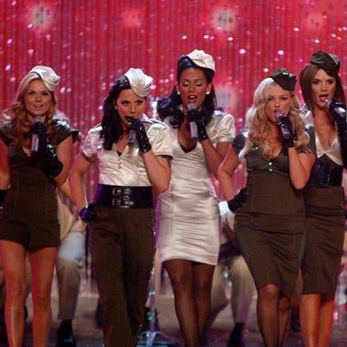 Musicisti answer: THE SPICE GIRLS