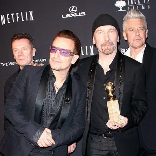 Musicisti answer: U2