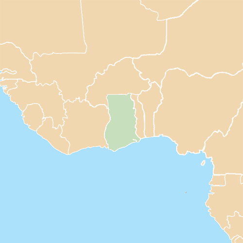 Nazioni answer: GHANA