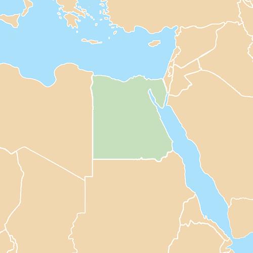 Nazioni answer: EGITTO