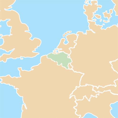 Nazioni answer: BELGIO