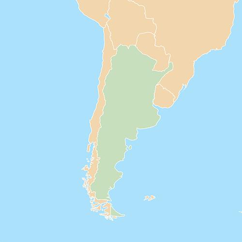 Nazioni answer: ARGENTINA