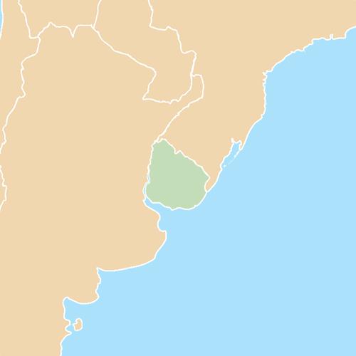 Nazioni answer: URUGUAY