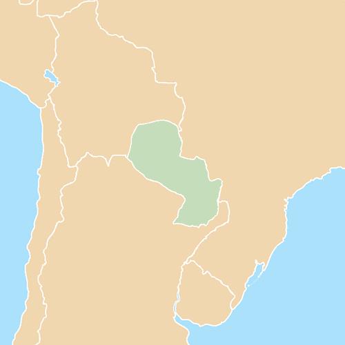 Nazioni answer: PARAGUAY