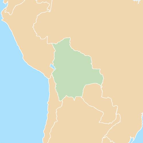 Nazioni answer: BOLIVIA