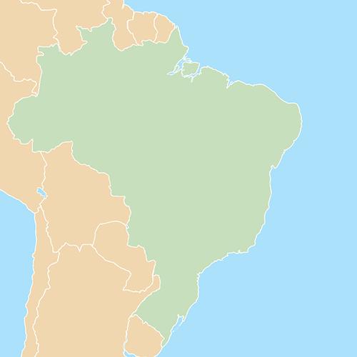 Nazioni answer: BRASILE