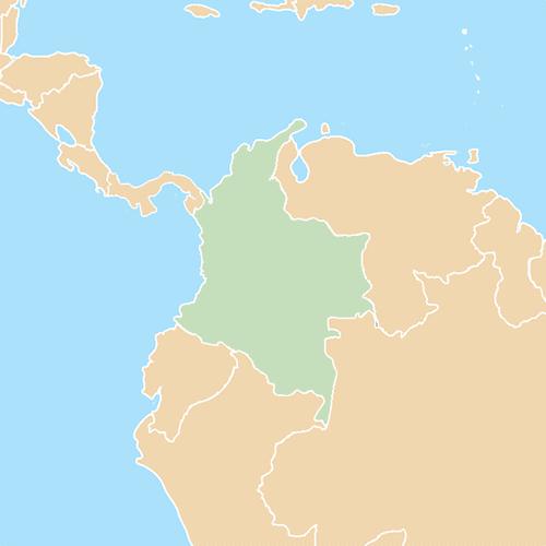 Nazioni answer: COLOMBIA