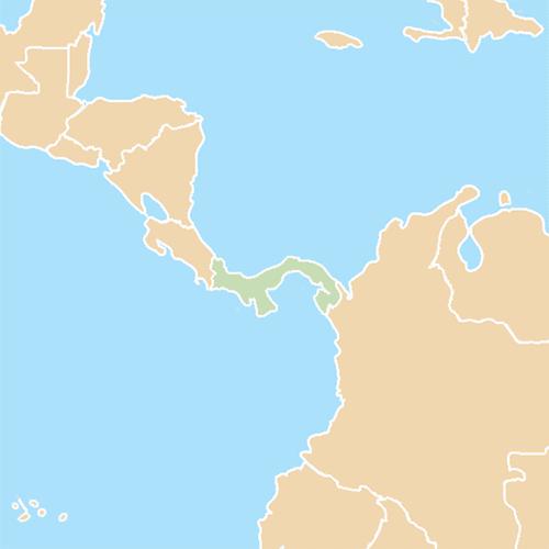 Nazioni answer: PANAMA