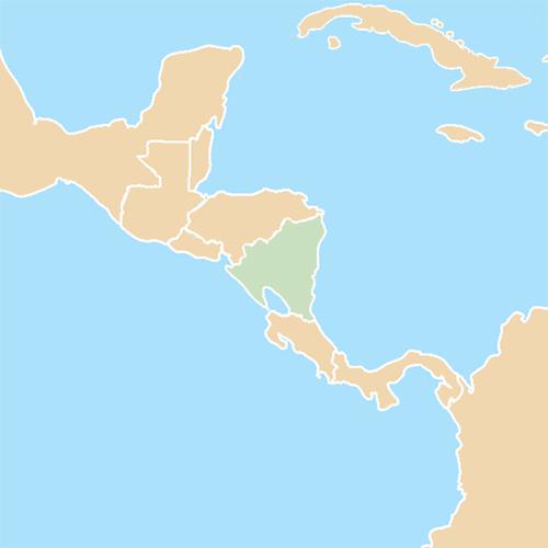 Nazioni answer: NICARAGUA