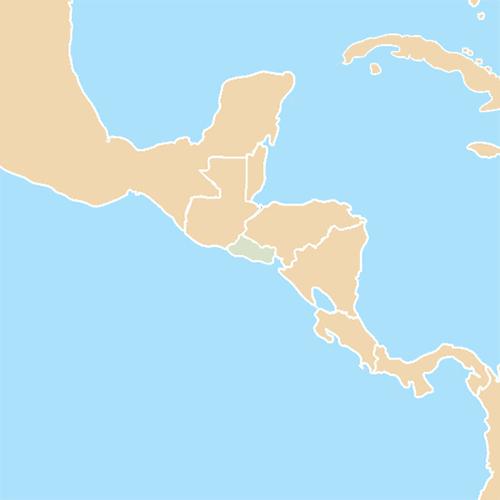 Nazioni answer: EL SALVADOR