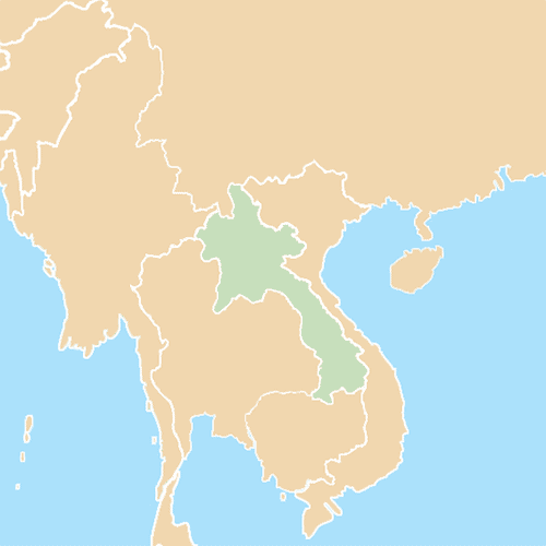 Nazioni answer: LAOS