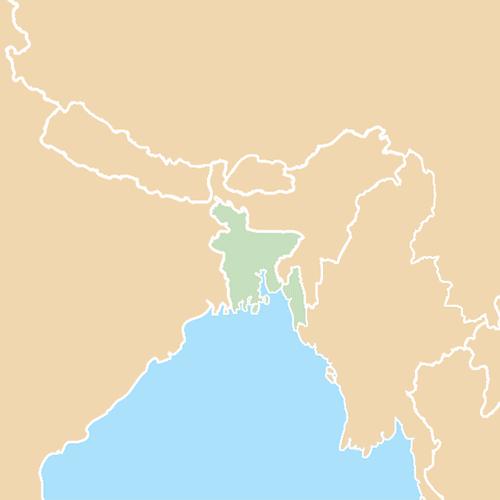 Nazioni answer: BANGLADESH