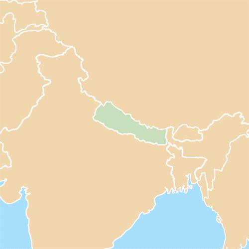 Nazioni answer: NEPAL