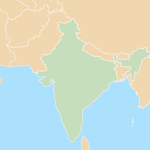 Nazioni answer: INDIA