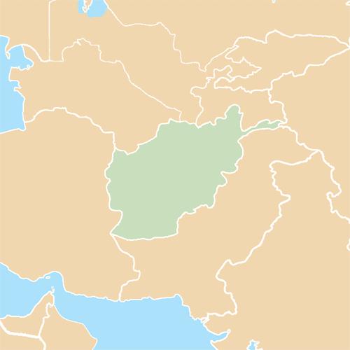 Nazioni answer: AFGHANISTAN