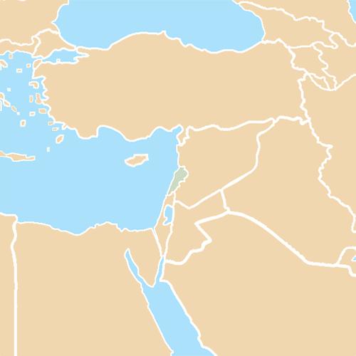 Nazioni answer: LIBANO