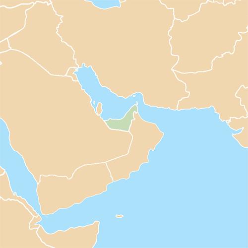 Nazioni answer: EMIRATI ARABI