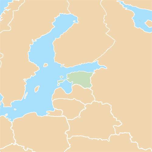 Nazioni answer: ESTONIA