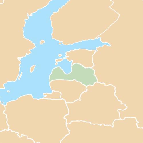 Nazioni answer: LETTONIA