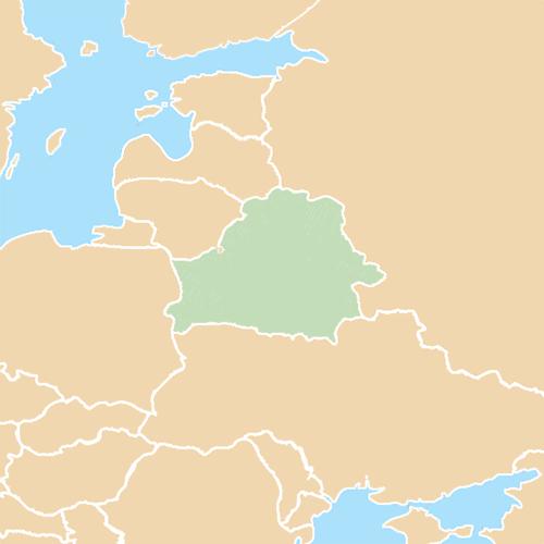 Nazioni answer: BIELORUSSIA