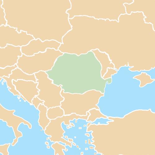 Nazioni answer: ROMANIA