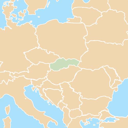Nazioni answer: SLOVACCHIA