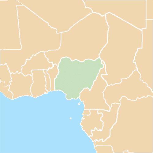 Nazioni answer: NIGERIA