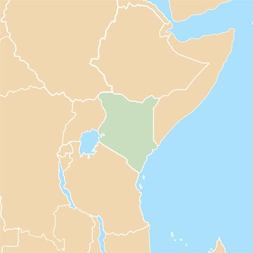 Nazioni answer: KENYA