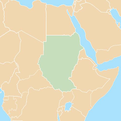Nazioni answer: SUDAN