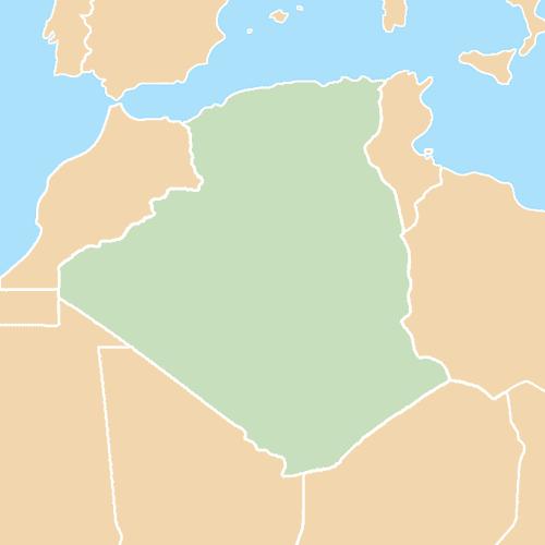 Nazioni answer: ALGERIA
