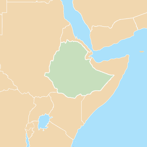 Nazioni answer: ETIOPIA