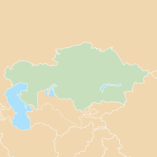 Nazioni answer: KAZAKISTAN