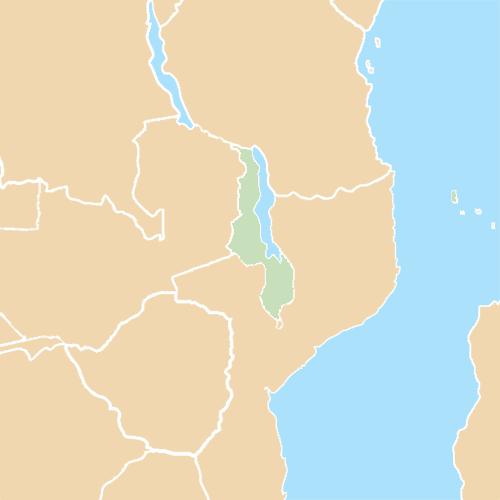 Nazioni answer: MALAWI