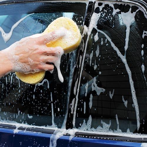 Primavera answer: CAR WASH
