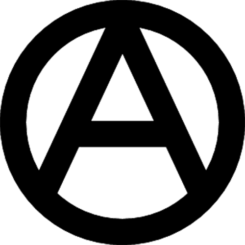 Simboli answer: ANARCHIA