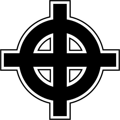 Simboli answer: CROCE CELTICA