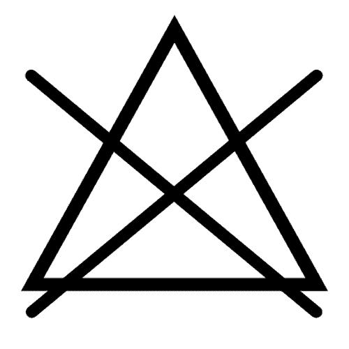Simboli answer: NON CANDEGGIARE