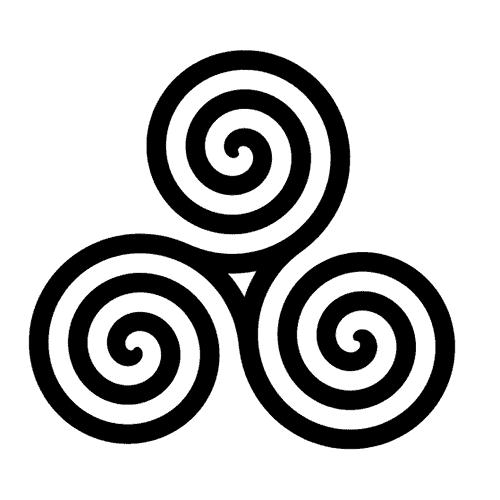 Simboli answer: TRISCELE