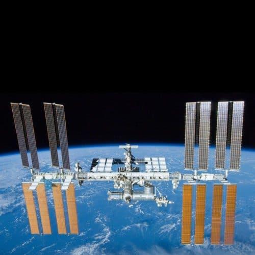 Spazio answer: ISS