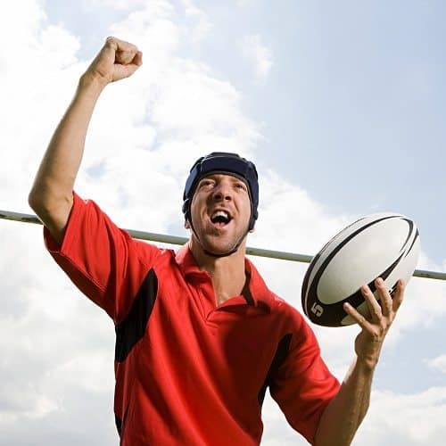 Sport answer: RUGBY