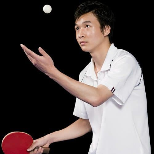 Sport answer: PING PONG