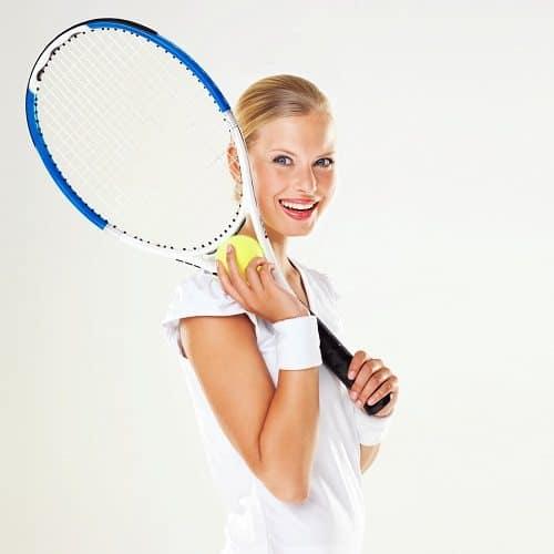 Sport answer: TENNIS