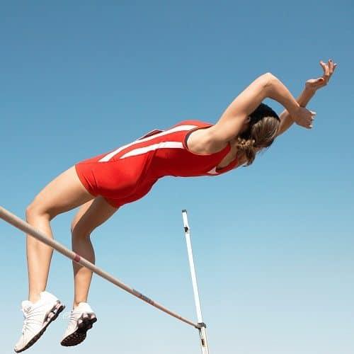 Sport answer: SALTO IN ALTO