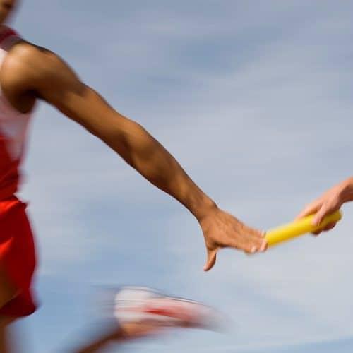 Sport answer: STAFFETTA