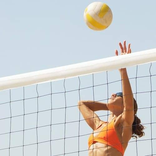 Sport answer: BEACH VOLLEY