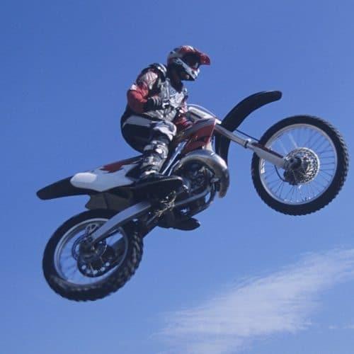 Sport answer: MOTOCROSS