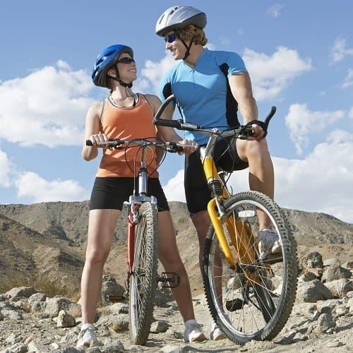 Sport answer: MOUNTAIN BIKE
