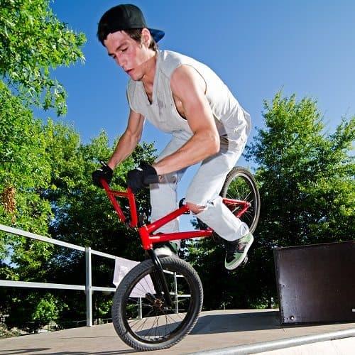 Sport answer: BMX