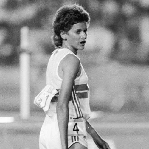 Sportivi answer: ZOLA BUDD